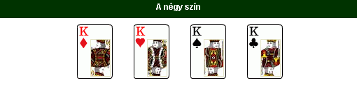 Poker lapok erteke